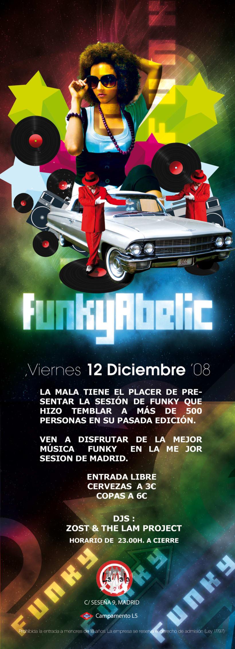 Funkyabelic @ La Mala 1