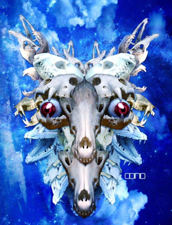 Skulls Wolf 1