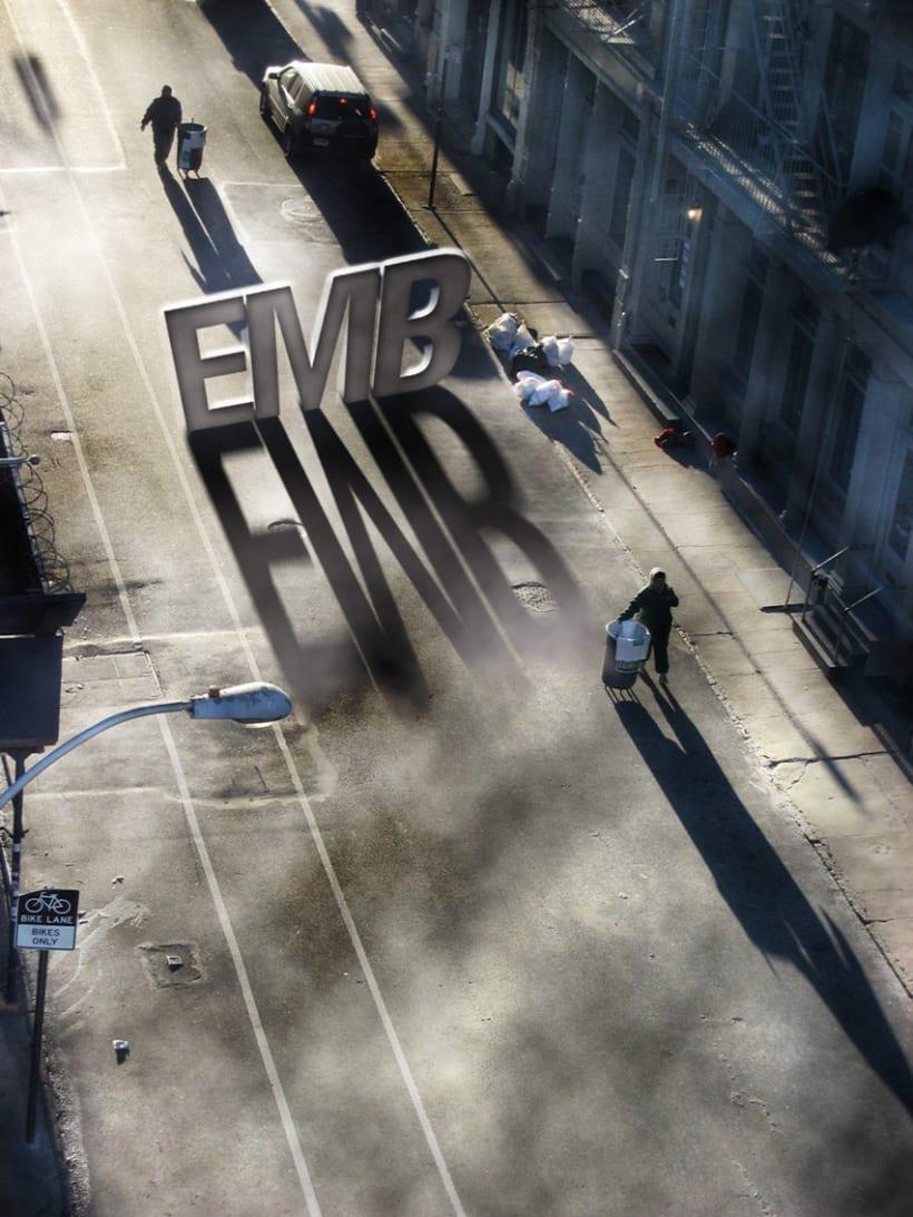 EMB en la calle 1