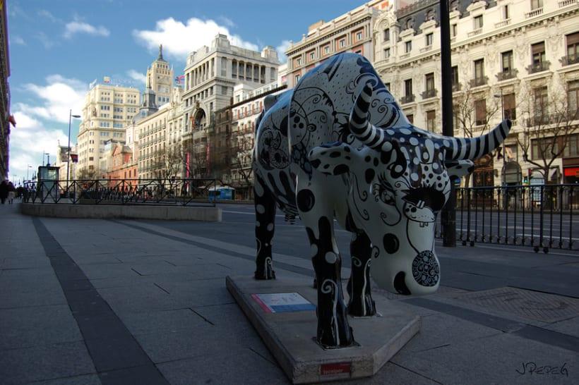 mi vaca garabatilla 1