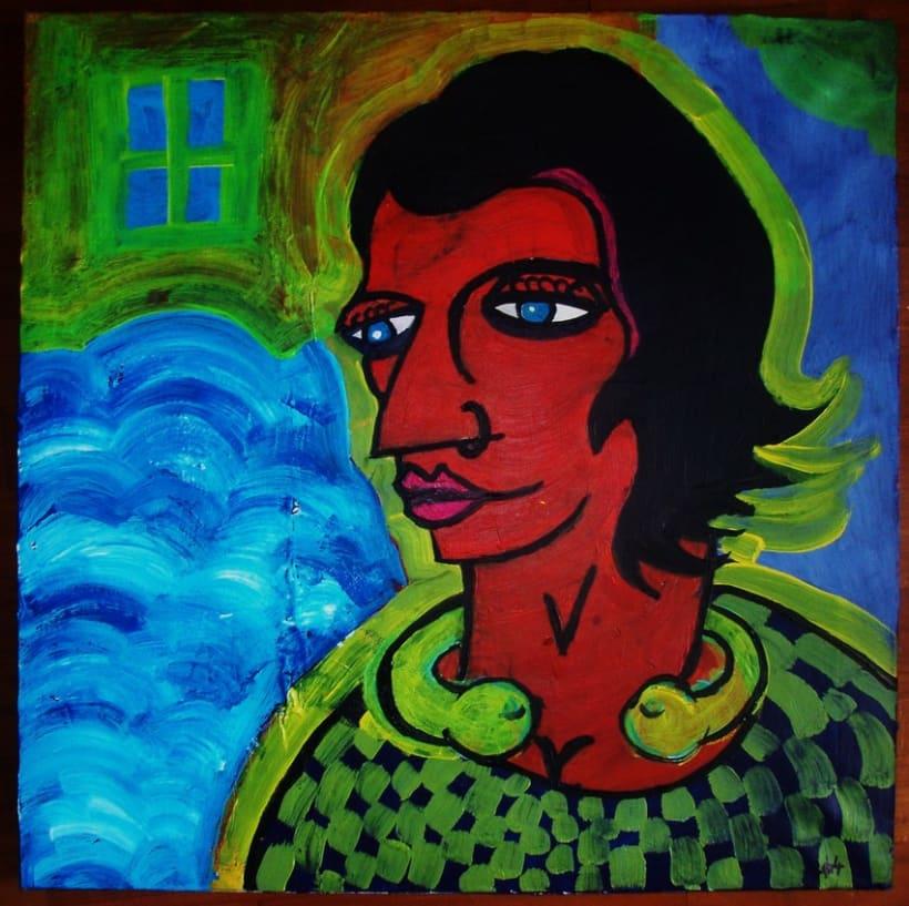 Portraits of Tati 4