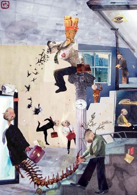 Retratos de la Postmodernidad 35
