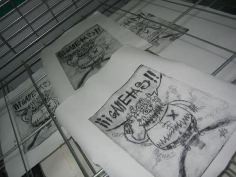 Engravings / Grabados 2