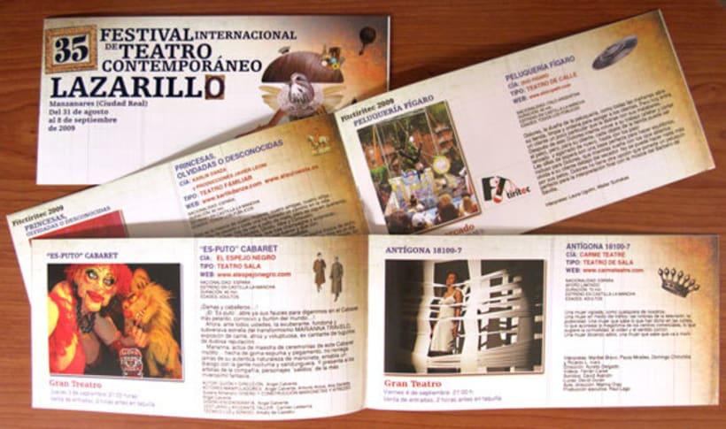 Festival Internacional de Teatro Contemporáneo  4