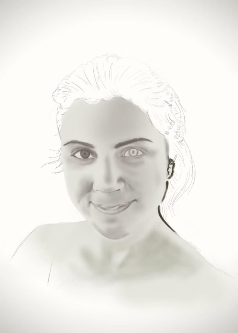 Dibujo en photoshop 2