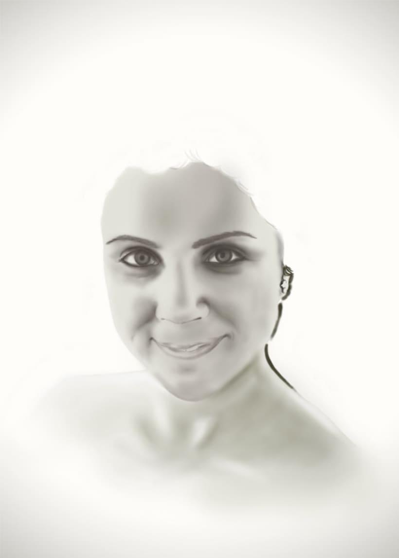 Dibujo en photoshop 3