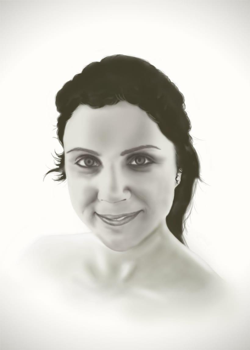 Dibujo en photoshop 4