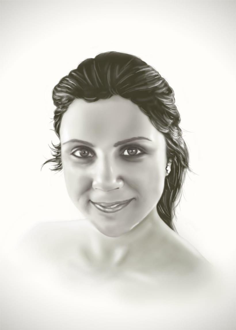 Dibujo en photoshop 5