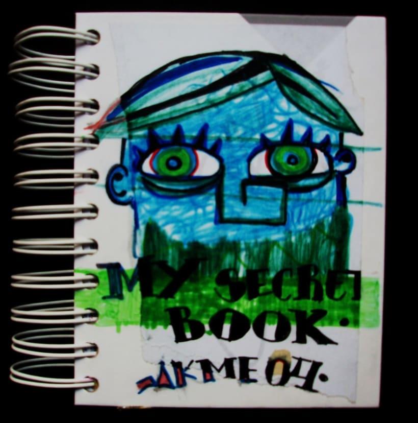 My secret book 8