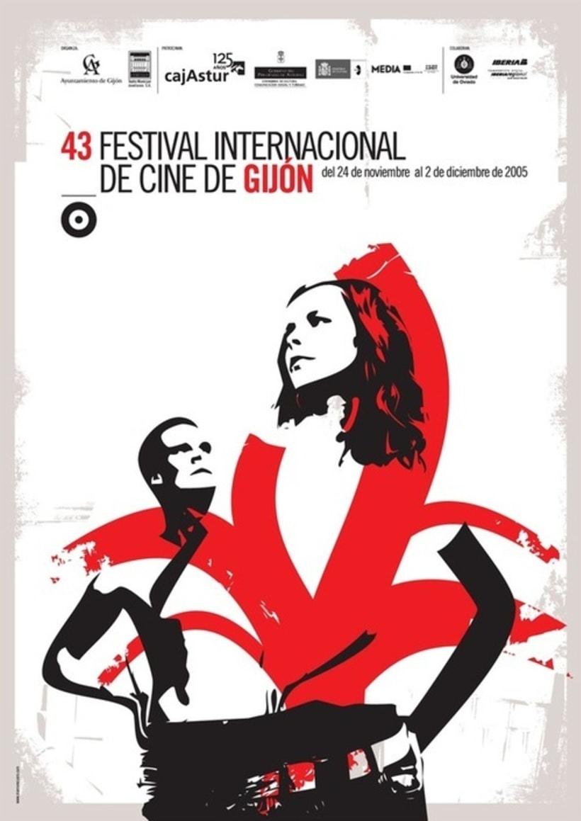 Festival de Cine de Gijón 8