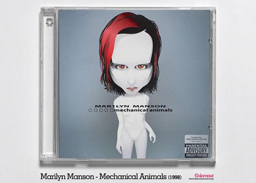 CD Cover Artwork Tribute 1