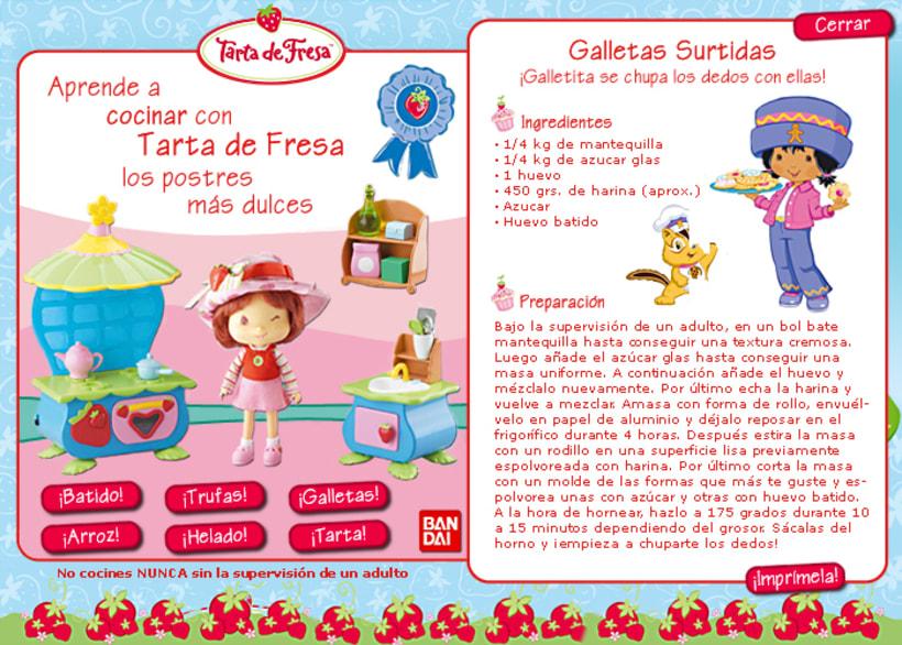 Micro-sites Nickelodeon 3