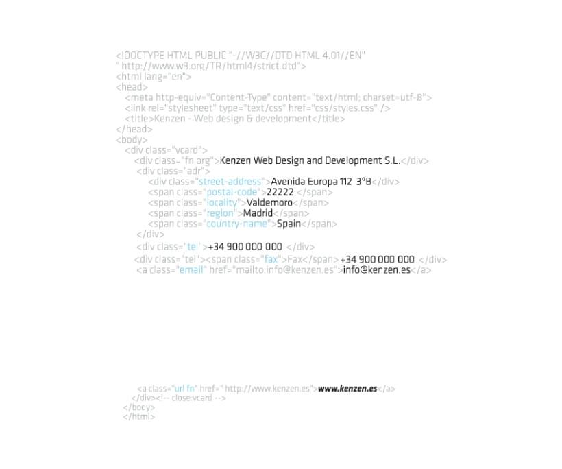 Kenzen - Imagen Corporativa 3