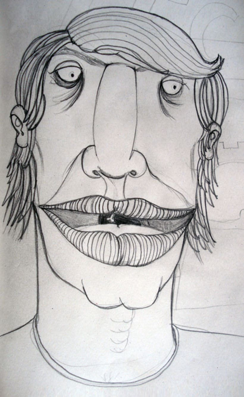 sketches & doodles 1