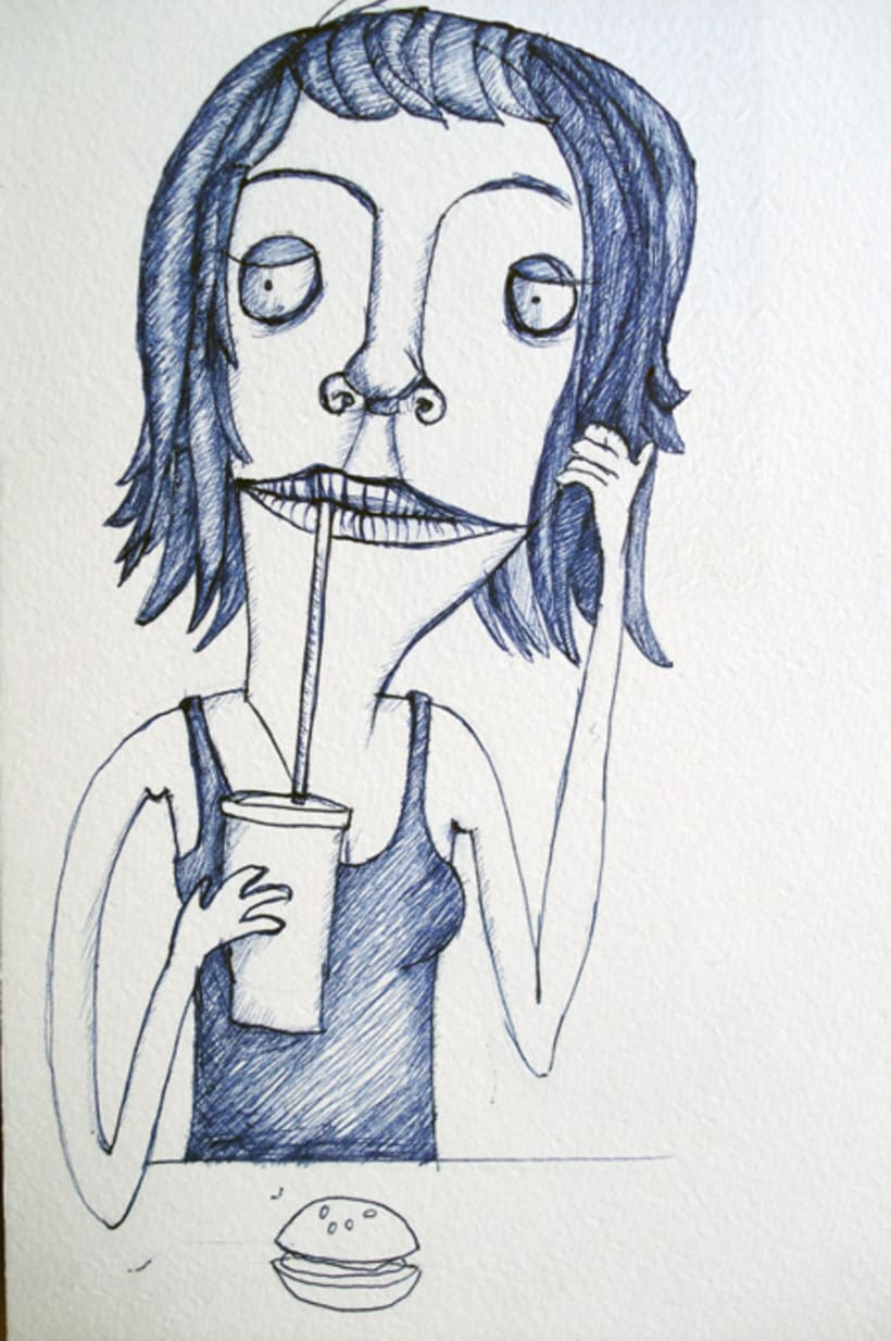 sketches & doodles 2