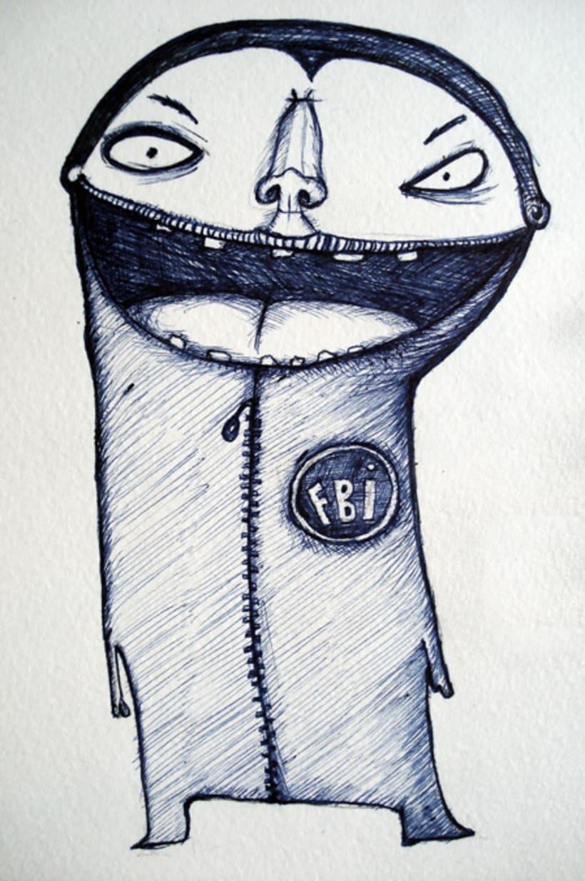 sketches & doodles 3