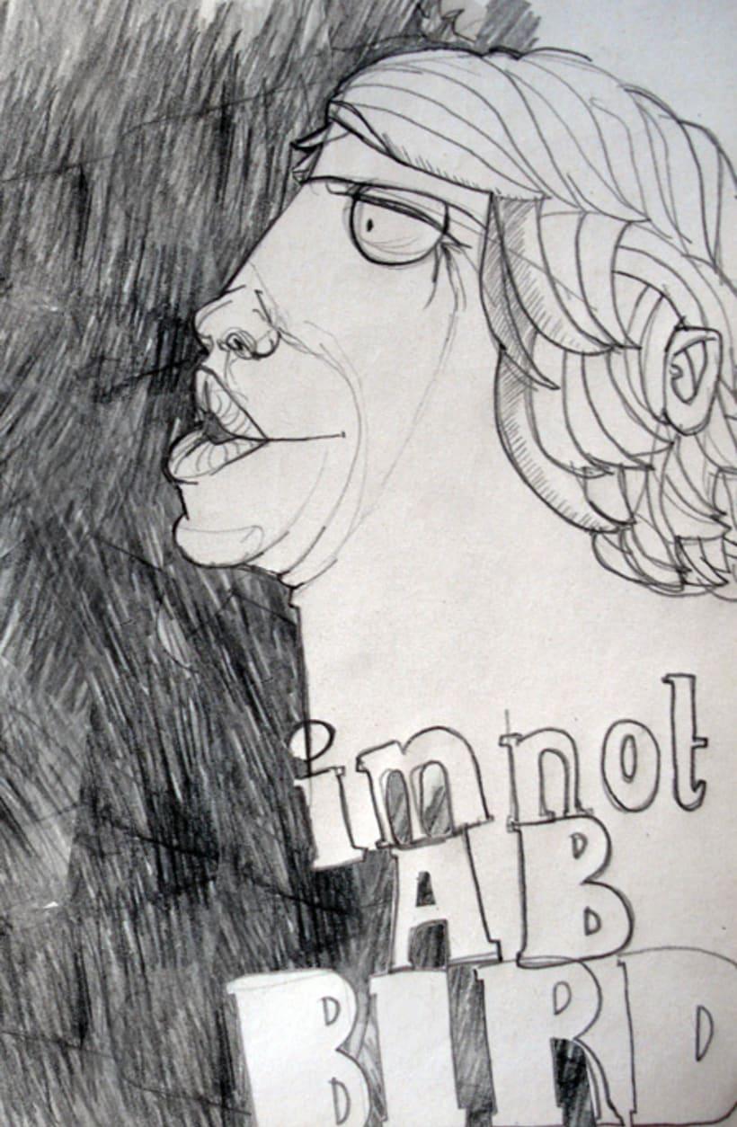sketches & doodles 4