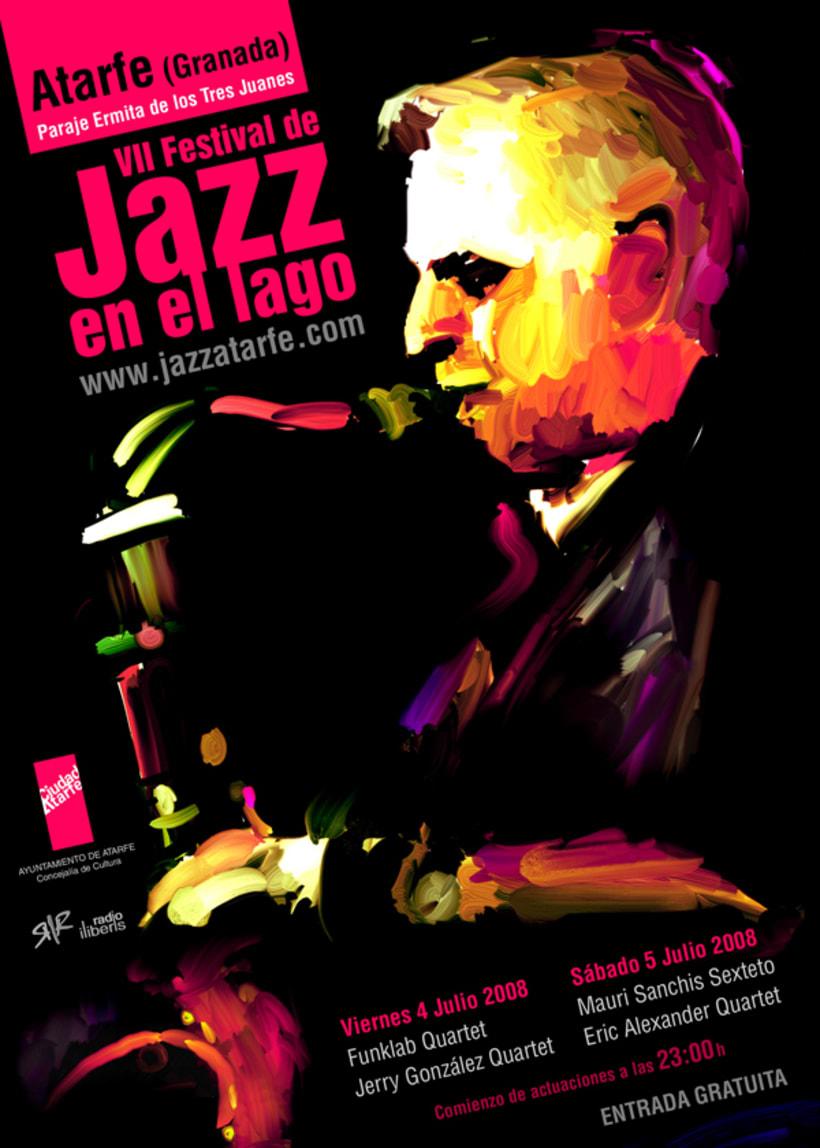 VII Festival de Jazz en el Lago 1