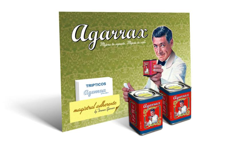 Agarrax (Magistral Adherente) 2