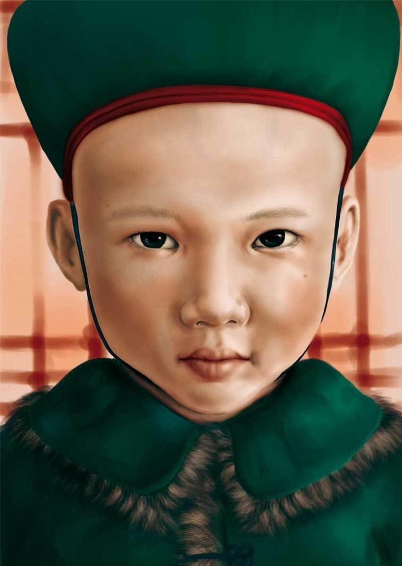 Asian Children 2