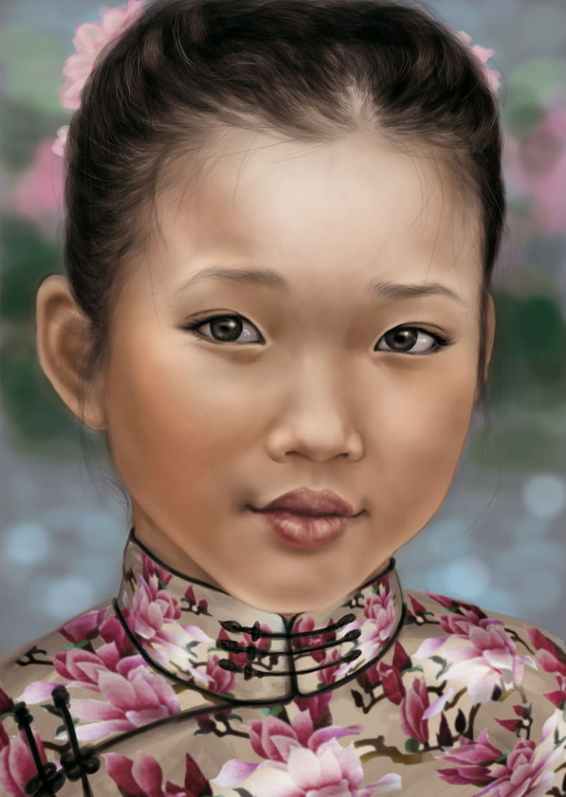 Asian Children 1