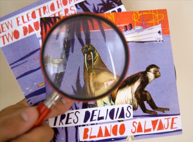 Single Tres Delicias / Blanco Salvaje 2