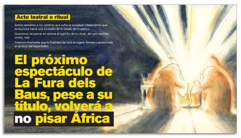 Angola - Fura dels Baus 7