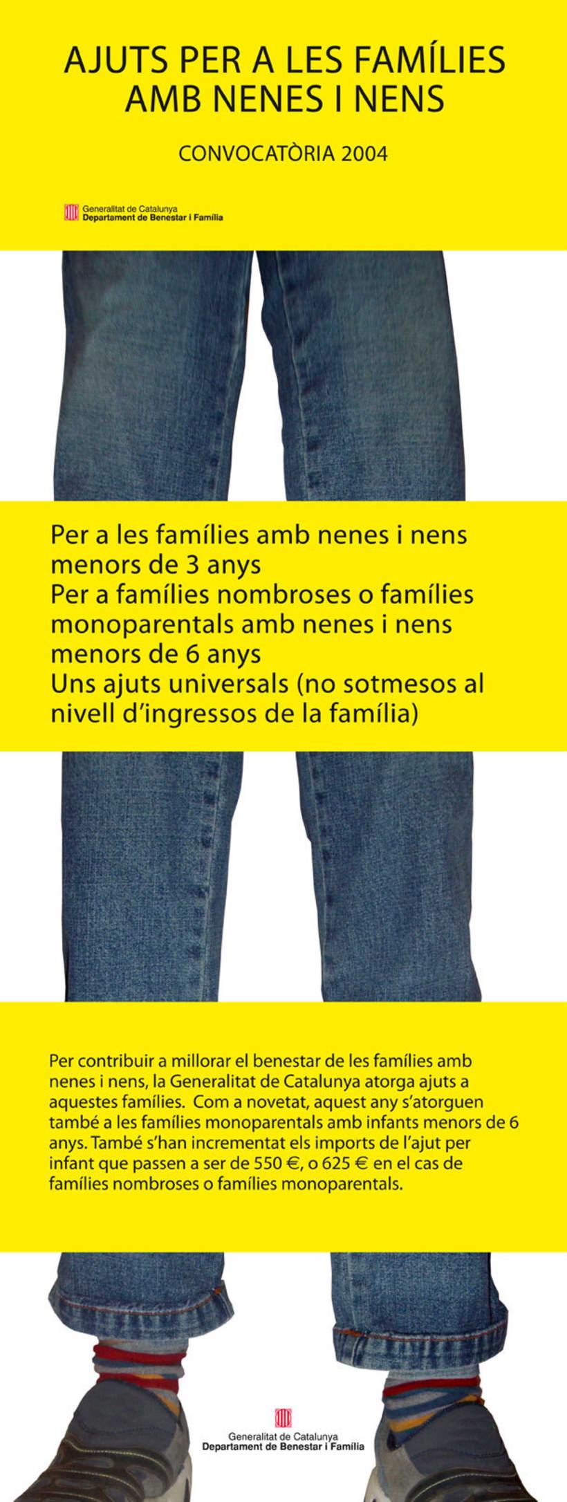 Ajuts a les famílies 2