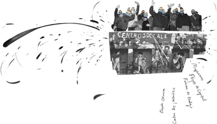 Ilustraciones para la Universidad Nómada 9