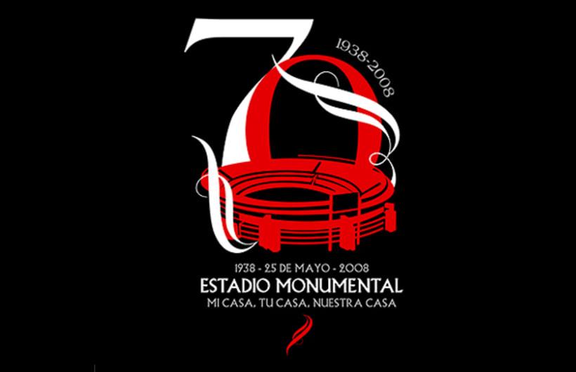 Monumental 70 años 2