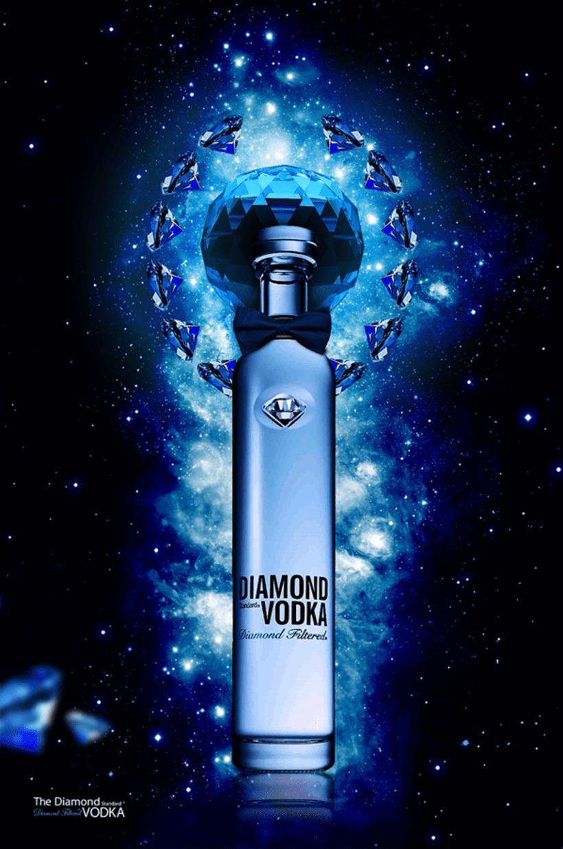Diamond Vodka 1