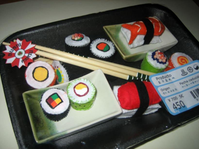 Sushi Felt 3