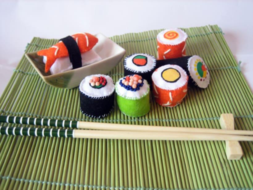 Sushi Felt 5