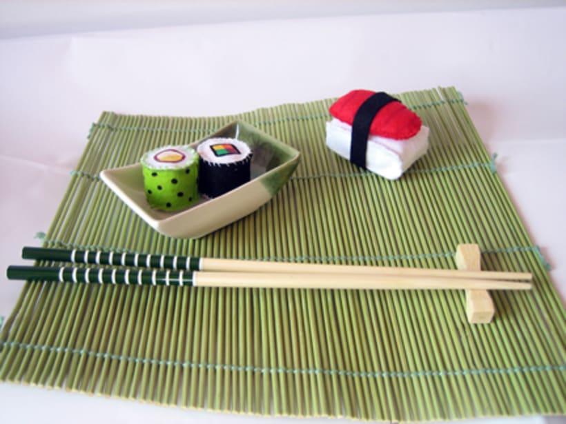 Sushi Felt 6
