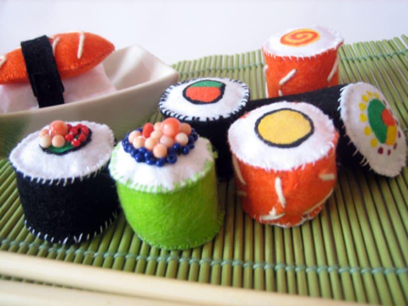 Sushi Felt 4