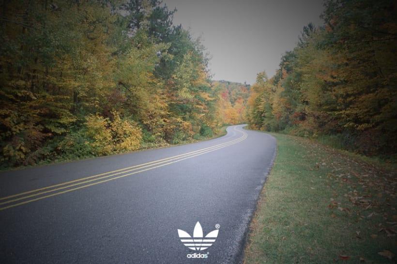 Adidas Road 1