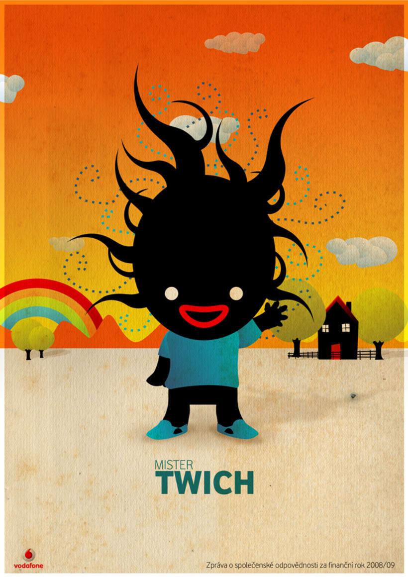 Vodafone Web Book · Mr Twich 4