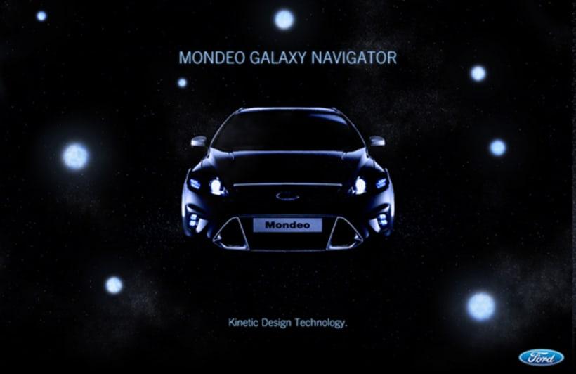 Ford Mondeo Galaxy Navigator 2