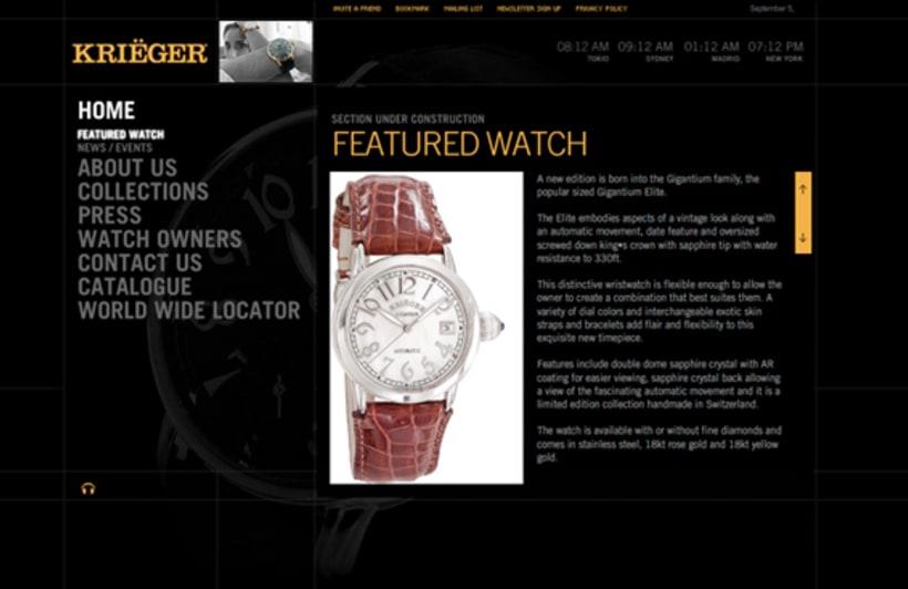 Krieger Watches 5
