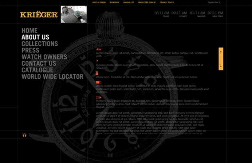 Krieger Watches 2