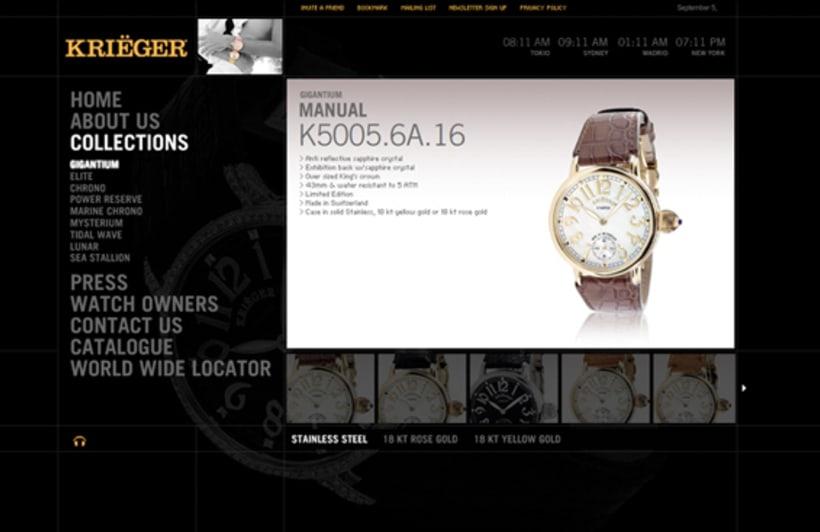 Krieger Watches 1
