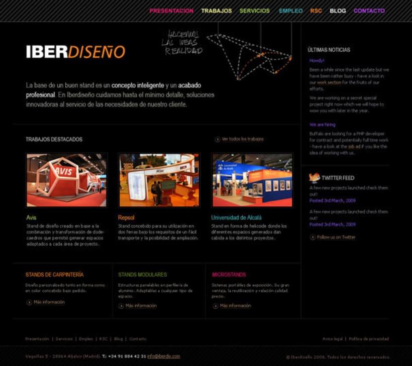 Web + Blog  2