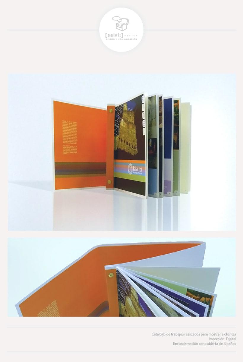 Catálogo Talactor 1