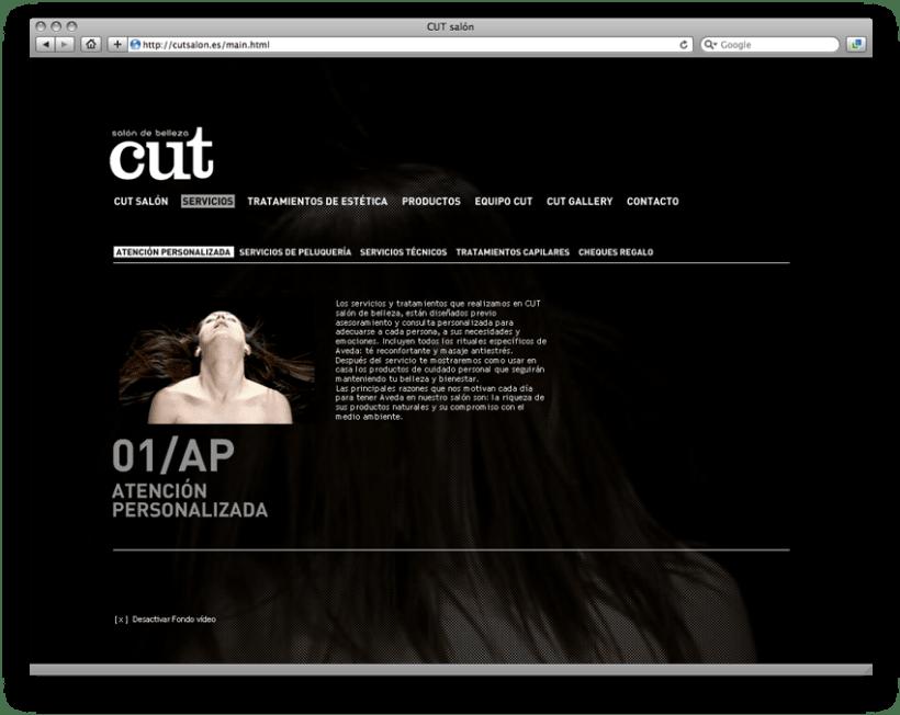 Cut Salón 11