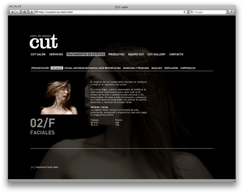 Cut Salón 10