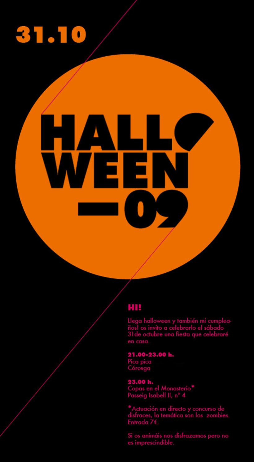 Flyer Halloween 1