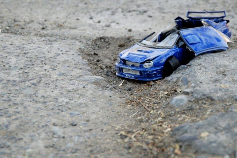 ¿Accidente? 2