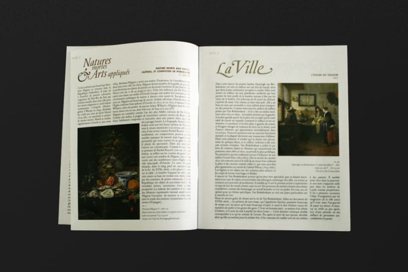 L'Age d'Or Hollandais: de Rembrandt à Vermeer 6