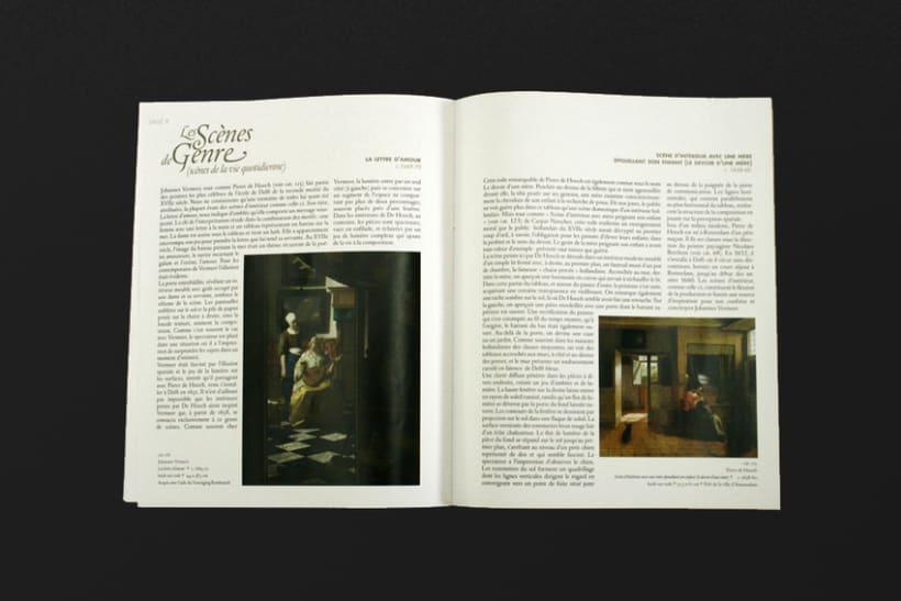 L'Age d'Or Hollandais: de Rembrandt à Vermeer 5