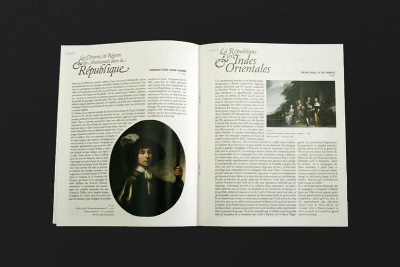 L'Age d'Or Hollandais: de Rembrandt à Vermeer 4